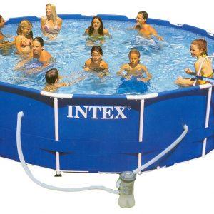 Круглые бассейны INTEX