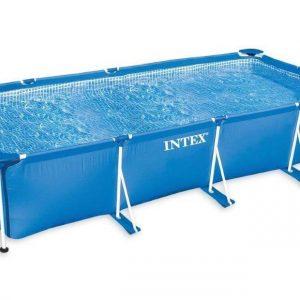 Прямоугольные бассейны INTEX